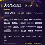 Ultra Music Festival Announces 2017 Phase 1 Lineup
