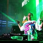 Slushii joins forces with Tiësto inside the studio