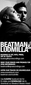 BEATMAN AND LUDMILLA