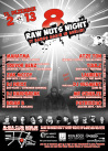 13.12.2013 Raw Nuts Night #8 meets Freitag den 13.!