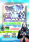 Steve Aoki - Sharky's Beach Bash Music Fest