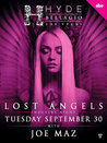 LOST ANGEL'S INDUSTRY INSIDERS PARTY with JOE MAZ