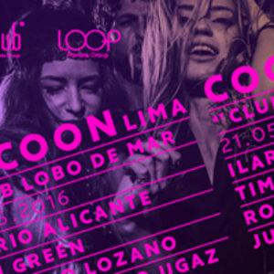 COCOON LIMA w. Ilario Alicante & Tim Green