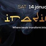 Iradium sat 14 januari Dj Iradi + special guest: GABY