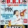 D.R.I - Portland, OR - Dante's