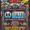 Werk Out West Music & Arts Festival ft. The Werks, Mark Farina, Poolside and MORE - 2 Nights at Cervantes - Dual Venue