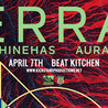 ERRA with Phinehas, Auras & Tanzen at Beat Kitchen