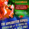 Orange Blossom Jamboree Pre-Party with The Applebutter Express, Harmonica Man and the Sawgrass Band, funkUs and Wild Root at Will's Pub