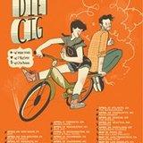 DIET CIG / LISA PRANK / Pumpkin / DMC at Rickshaw Stop