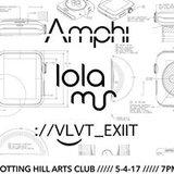 Amphi + lolamur Final Degree Performance (w/ Velvet Exit)