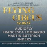Audiofly presents: Flying Circus (official) Launch Amsterdam