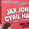 JAX JONES + CYRIL HAHN at 1015 Folsom