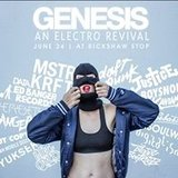 Genesis - An Electro Night at Rickshaw Stop