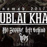 Kublai Khan with No Zodiac, Left Behind & I Am at Beat Kitchen