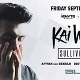 Kai Wachi at BLEU Detroit w/ Sullivan King