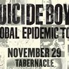 $uicideboys - Global Epidemic Tour