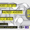Nuits Sonores presents: Red Axes at Fuse — Le Circuit