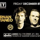 SET with Hernan Cattaneo B2B Nick Warren at Audio.