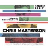 Chris Masterson - 11.16.17