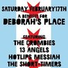 Benefit for Deborah's Place at Live Wire Lounge