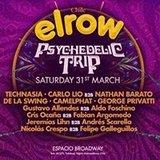 Elrow Chile -Psychedelic Trip - Sábado 31 Marzo / E.Broadway