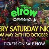 Elrow Ibiza at Amnesia - September 1st