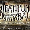 Steampunk Ball Spring 2018 at The Castle April 14th