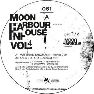 Moon Harbour Inhouse Vol.4 Part 1/2