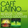 Cafe Latino Box Set - 44 Salsa / Latin Lounge Grooves