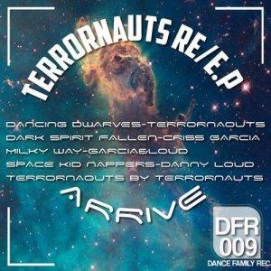 The Terrornauts EP
