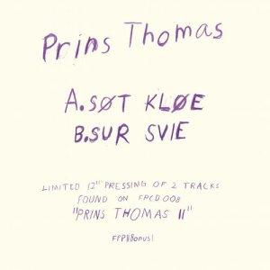 Prins Thomas 2 Bonus Tracks