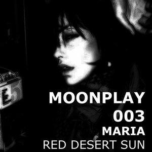 Red Desert Sun