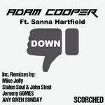 Adam Cooper Ft. Sanna Hartfield – Down + Remixes