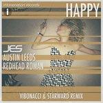 JES, Austin Leeds, & Redhead Roman – Happy (Vibonacci & Starward Remix)