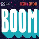 """Tiësto Links Up With Sevenn For """"BOOM"""" [Musical Freedom]"""